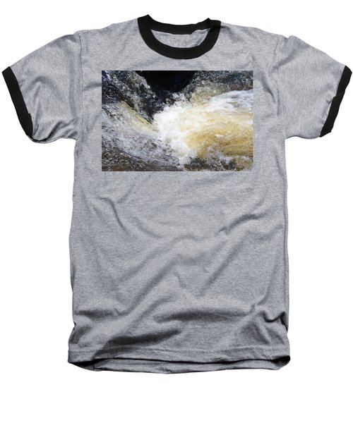 Baseball T-Shirt featuring the photograph Surging Waters by Tara Potts