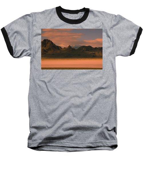 Surreal Mountains In Utah #4 Baseball T-Shirt