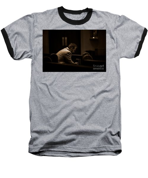 Surrender Baseball T-Shirt