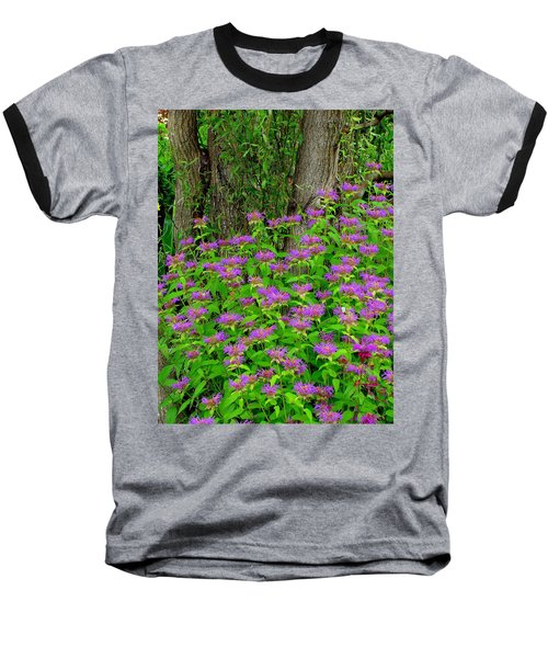 Surrounded Baseball T-Shirt
