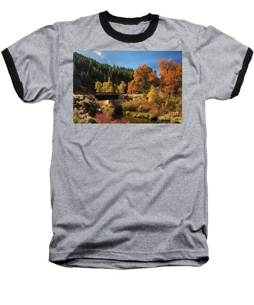 Susan River Bridge On The Bizz 2 Baseball T-Shirt