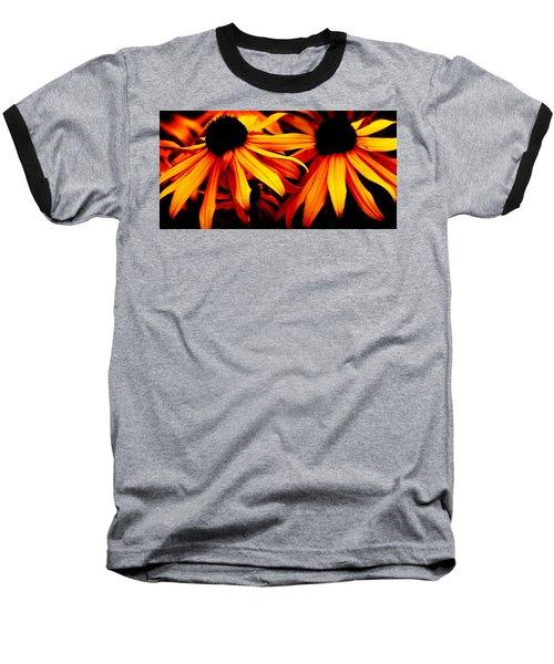 Susans On Fire Baseball T-Shirt