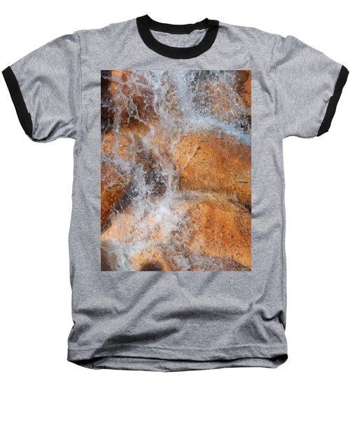 Suspended Motion Baseball T-Shirt