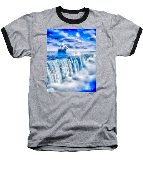 Swallow Falls Baseball T-Shirt