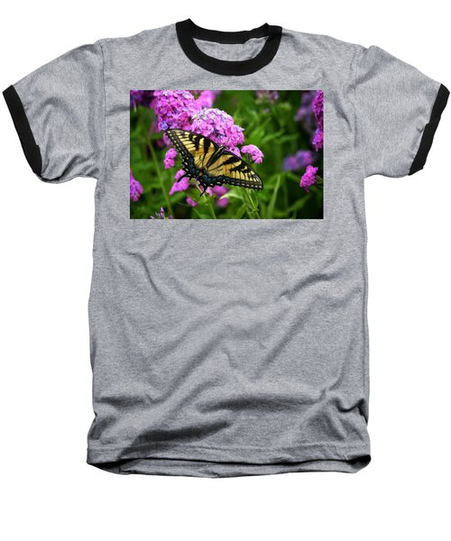 Swallowtail Baseball T-Shirt