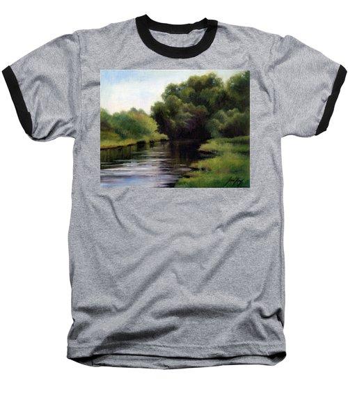 Swan Creek Baseball T-Shirt by Janet King