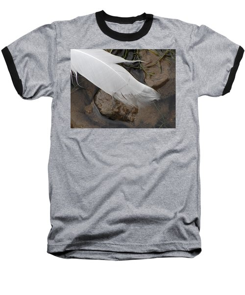 Baseball T-Shirt featuring the photograph Sway With The Movement Of The Water by Tiffany Erdman