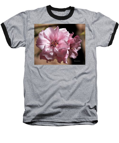 Sweet Blossoms Baseball T-Shirt