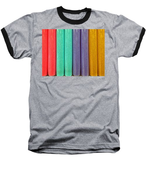 Sweet Colors Baseball T-Shirt