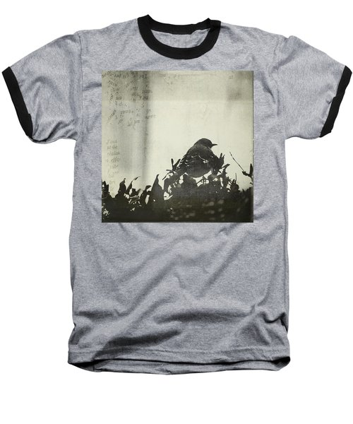 Baseball T-Shirt featuring the photograph Sweet Disposition by Trish Mistric