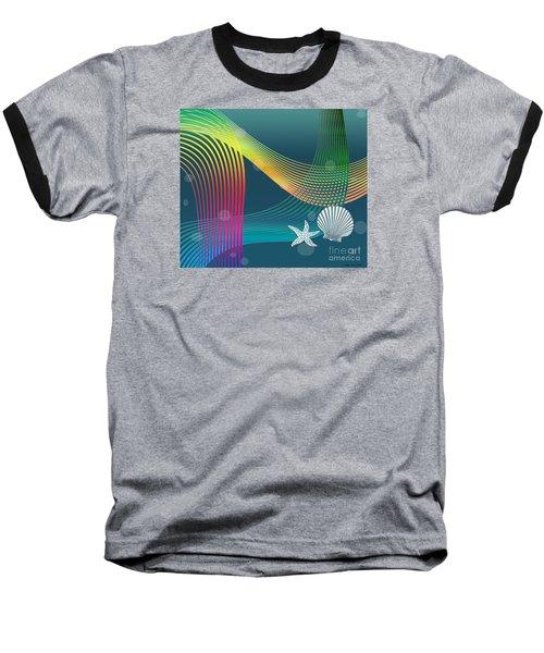 Sweet Dreams2 Abstract Baseball T-Shirt
