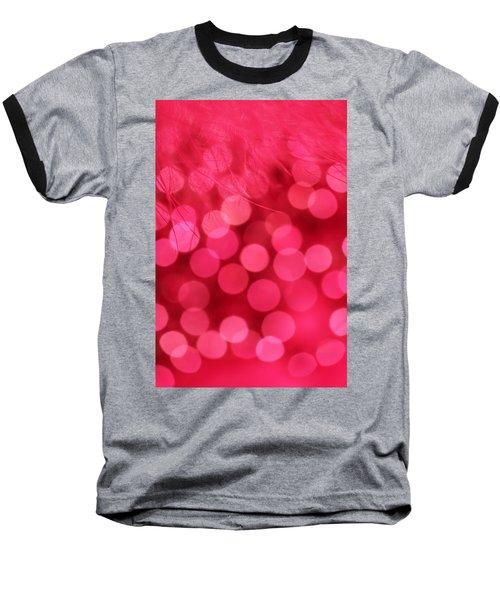 Sweet Emotion Baseball T-Shirt by Dazzle Zazz