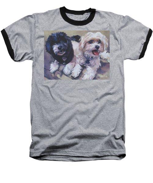 Sweet Havanese Baseball T-Shirt