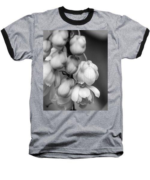 Sweet Mahonia Bloom Baseball T-Shirt