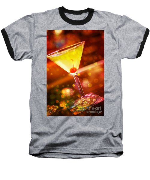Sweet Martini  Baseball T-Shirt