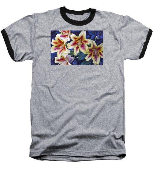 Baseball T-Shirt featuring the photograph Sweet Summer Time  by Juls Adams