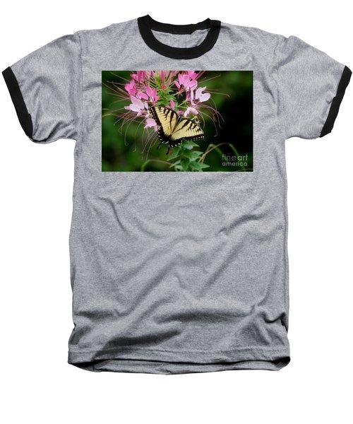 Sweet Swallowtail Baseball T-Shirt