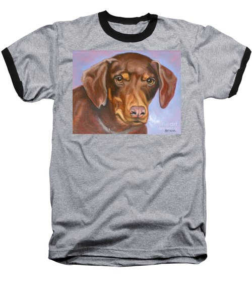 Rescued At Last Baseball T-Shirt