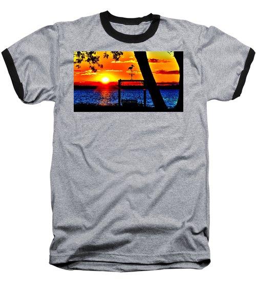Swing Set Baseball T-Shirt