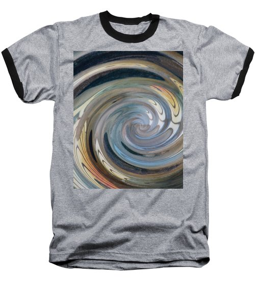 Baseball T-Shirt featuring the photograph Swirl by Diane Alexander