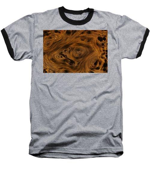Swirling Baseball T-Shirt