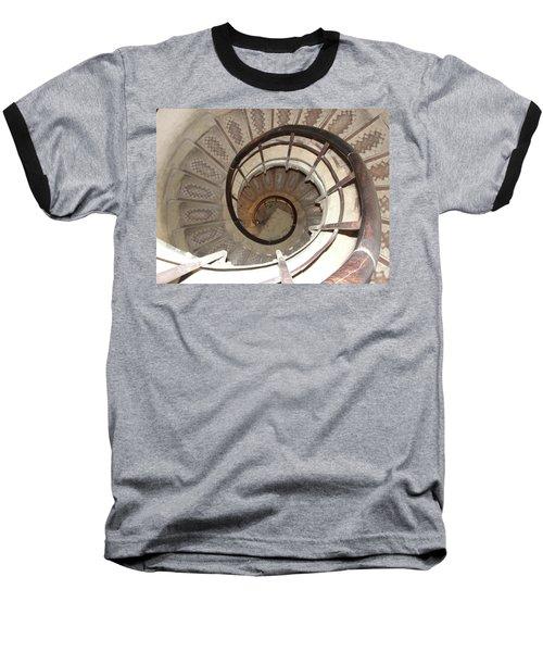 Baseball T-Shirt featuring the photograph Swirls by Tiffany Erdman