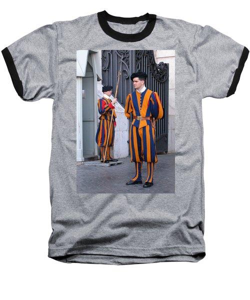 Swiss Guard Baseball T-Shirt