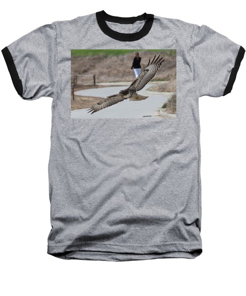 Swoop Baseball T-Shirt