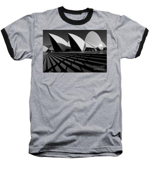 Sydney Opera House 02 Baseball T-Shirt