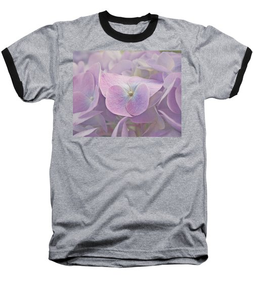 Symphony In Purple Baseball T-Shirt