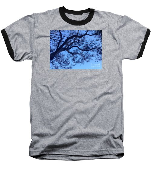 Baseball T-Shirt featuring the photograph Symphony by Nora Boghossian