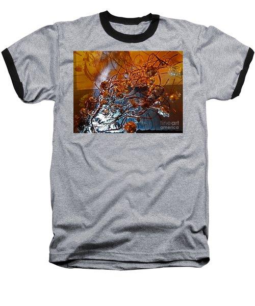 Synapses Baseball T-Shirt