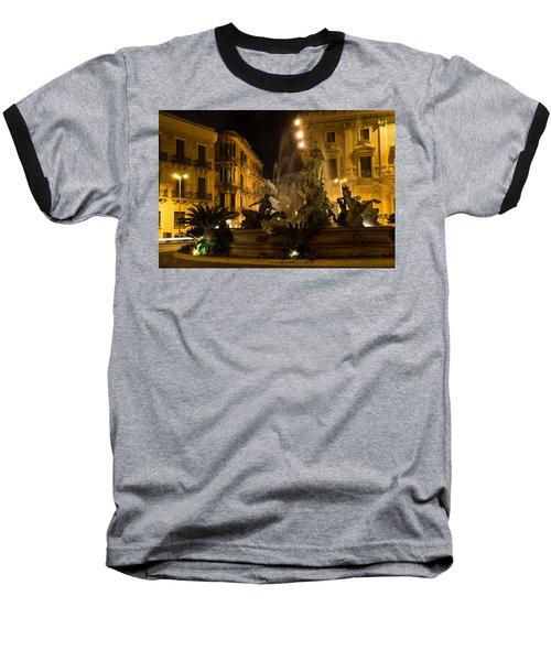 Syracuse - Diana Fountain  Baseball T-Shirt