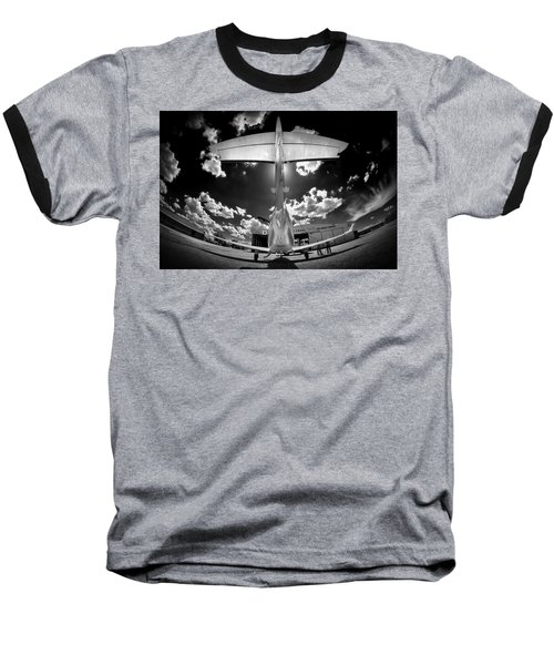 T Wing Baseball T-Shirt