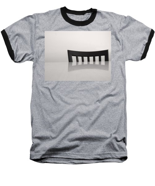 Table And Chair Baseball T-Shirt by Don Spenner