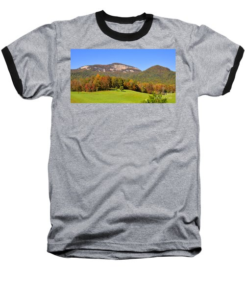 Table Rock In Autumn Baseball T-Shirt