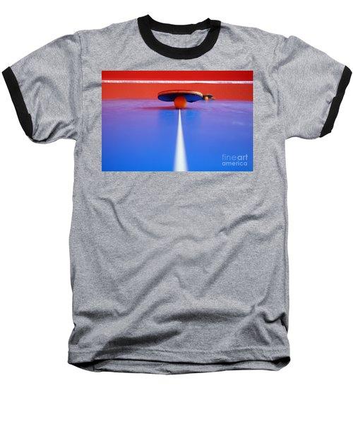 Table Tennis Baseball T-Shirt