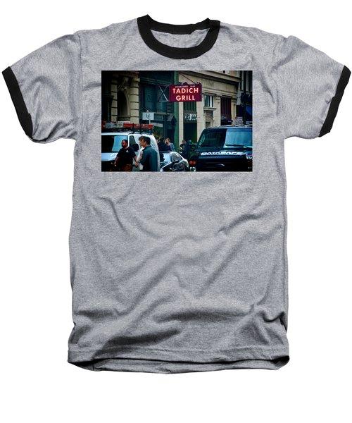 Tadich Grill Baseball T-Shirt