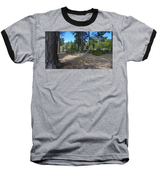 Baseball T-Shirt featuring the photograph Tahoe's Summer Invitation by Bobbee Rickard