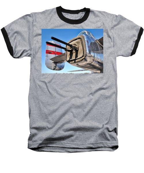 Tail Gunner Baseball T-Shirt