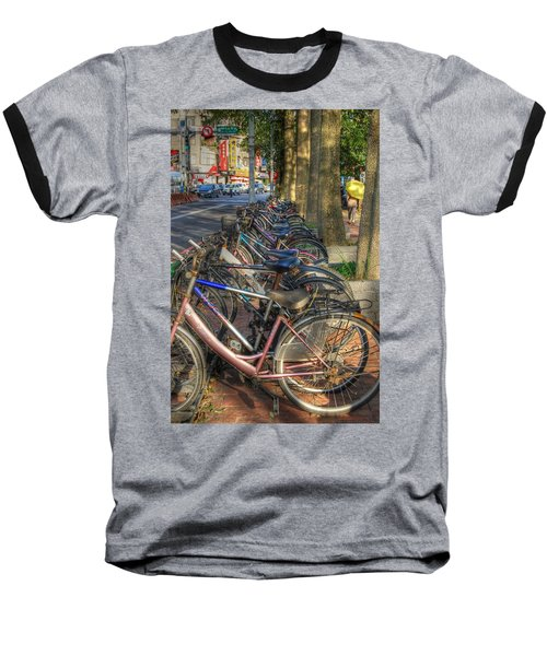 Taiwan Bikes Baseball T-Shirt