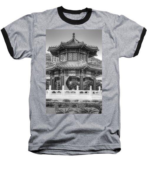 Taiwan Gazebo Baseball T-Shirt