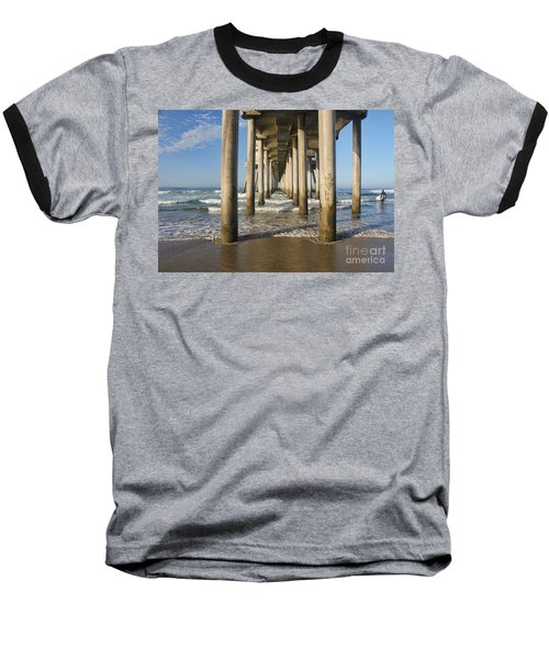 Baseball T-Shirt featuring the photograph Take A Break by Tammy Espino