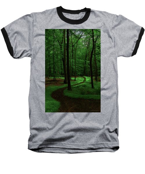 Take A Hike Baseball T-Shirt