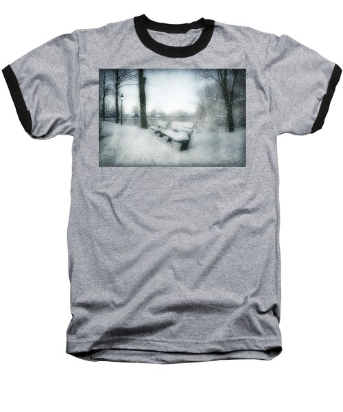 Take A Seat Baseball T-Shirt