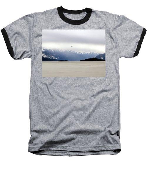Baseball T-Shirt featuring the photograph Take Flight by Jennifer Wheatley Wolf
