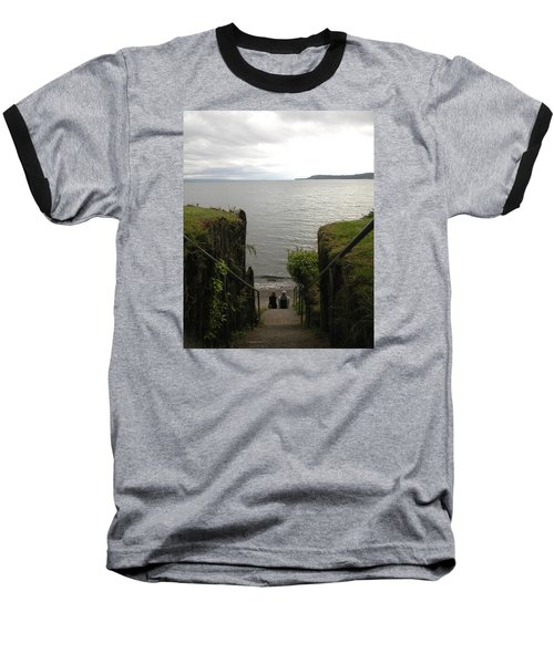 Take In The View Baseball T-Shirt