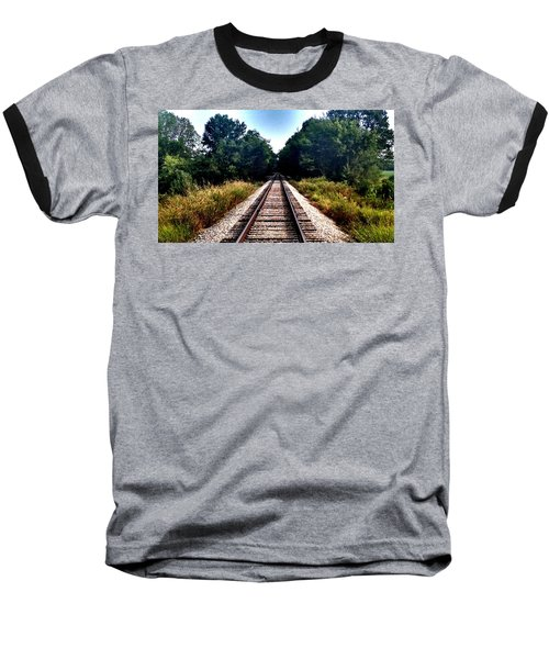 Baseball T-Shirt featuring the photograph Take Me Home by Chris Tarpening