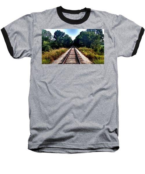 Take Me Home Baseball T-Shirt by Chris Tarpening