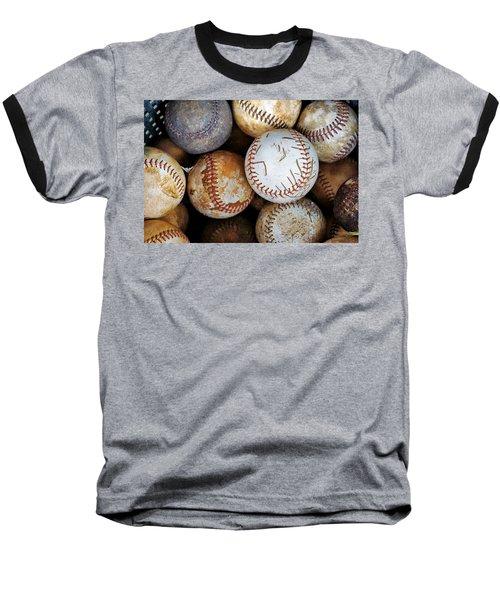 Take Me Out To The Ball Game Baseball T-Shirt